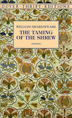 the four main subjects in the taming of the shrew by william shakespeare