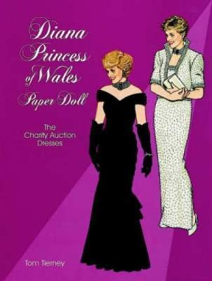 Diana Princess of Wales Paper Dolls