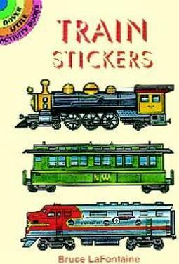 Train Stickers