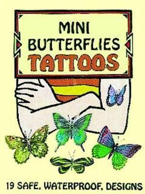 Mini Butterflies Tattoos