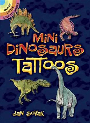 Mini Dinosaurs Tattoos