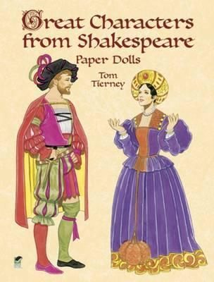 Great Characters from Shakespeare Paper Dolls