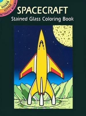 Spacecraft Stained Glass Cl Book