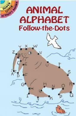 Animal Alphabets - Follow the Dots