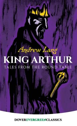 King Arthur:Tales from round Table Cover Image