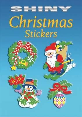 Shiny Christmas Stickers