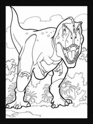 Dinosaurs Stained Glass Coloring Book : Jan Sovak : 9780486446684