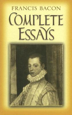death essays francis bacon Abebookscom: the essays (penguin classics) (9780140432169) by francis bacon and a great selection of similar new, used and collectible books available now at great.