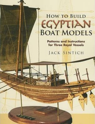 How to Build Egyptian Boat Models
