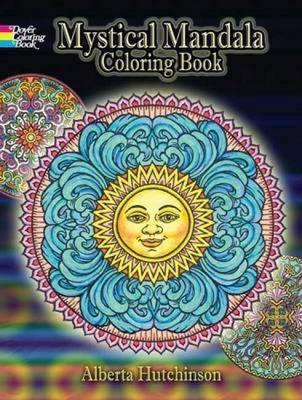Mystical mandala coloring book alberta hutchinson 9780486456942