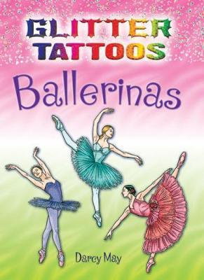 Glitter Tattoos Ballerinas