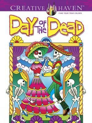 Creative Haven Day of the Dead Coloring Book