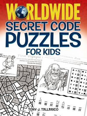 Worldwide Secret Code Puzzles for Kids