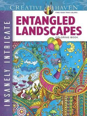 Dover Publications-Creative Haven Entangled