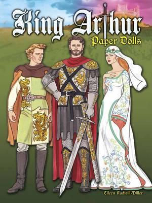 King Arthur Paper Dolls