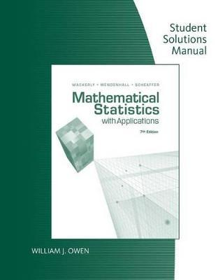 Mathematical Statistics With Applications Dennis Wackerly