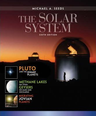 The Solar System: With Thomsonnowo Printed Access Card, Virtual Astronomy Labs