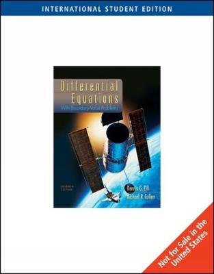 Ordinary Differential Equations By Zill Pdf