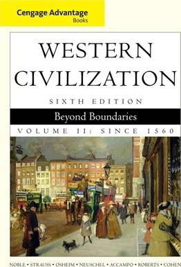 Cengage Advantage Books: Western Civilization: v. 2