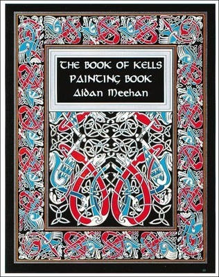 """""""The Book of Kells Painting Book"""