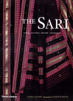 The Sari : Styles, Patterns, History, Techniques