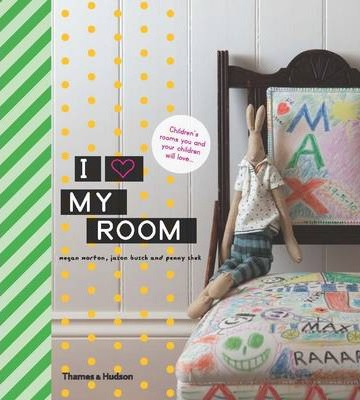 i love my room : megan morton : 9780500500378