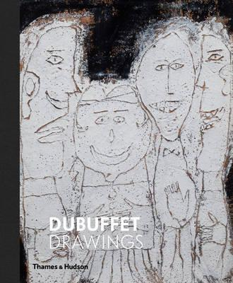 Dubuffet Drawings Cover Image