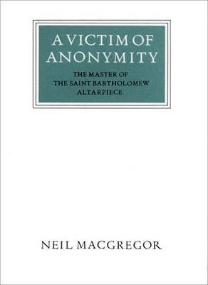 A Victim of Anonymity