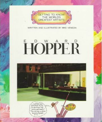 GETTING TO KNOW ARTISTS:HOPPER