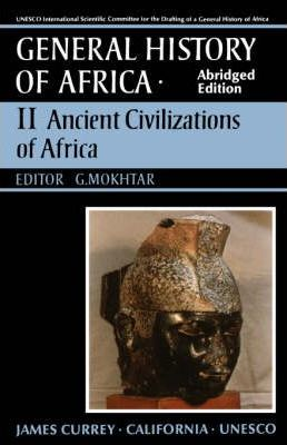 UNESCO General History of Africa: Ancient Africa v. 2