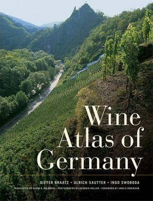 Wine Atlas of Germany