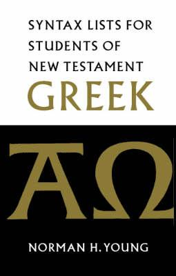 The Elements of New Testament Greek Paperback and Audio CD