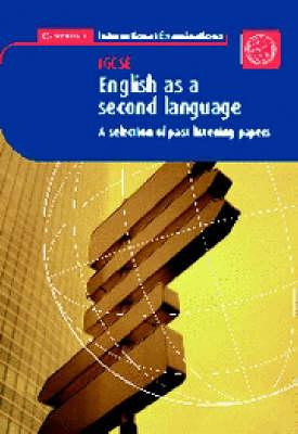 Cambridge International Examinations: English as a Second Language