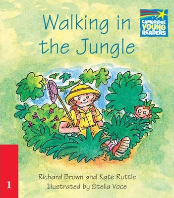 Walking in the Jungle Level 1 ELT Edition