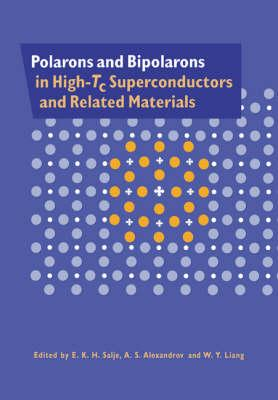 Polarons and Bipolarons in High-Tc Superconductors and Related Materials