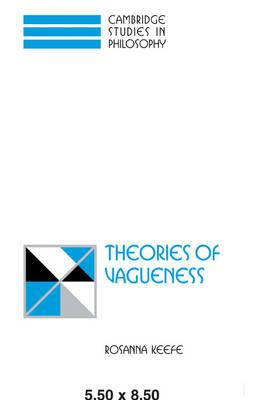 Theories of Vagueness