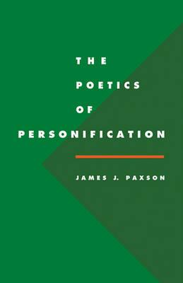 The Poetics of Personification