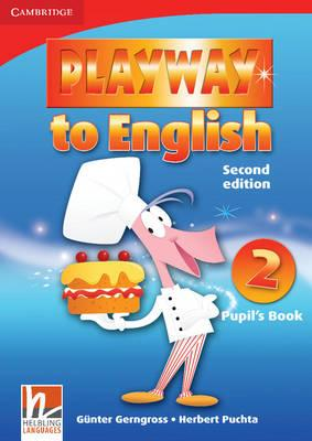 Playway to English Level 2 Pupil's Book: Level 2