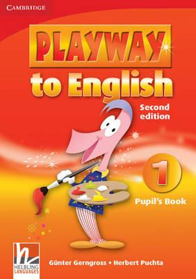 Playway to English Level 1 Pupil's Book: Level 1