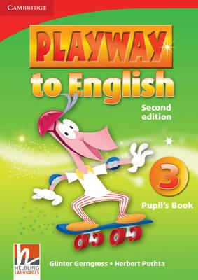 Playway to English Level 3 Pupil's Book: Level 3