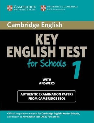 Key English Test Book