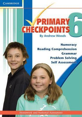 Cambridge Primary Checkpoints - Preparing for National Assessment 6
