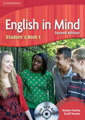 English in Mind Level 1 Student's Book with DVD-ROM