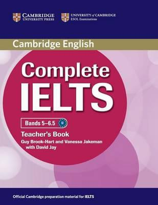 Complete: Complete IELTS Bands 5-6.5 Teacher's Book