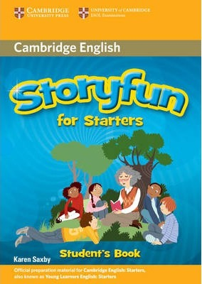 Storyfun for Starters Student's Book