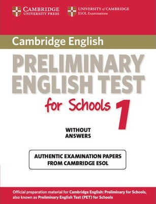 cambridge preliminary english test 3 with answers pdf