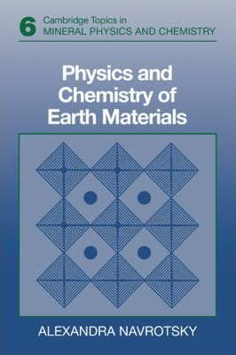 Physics and Chemistry of Earth Materials