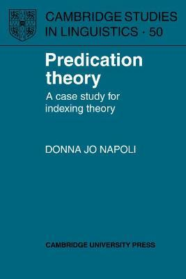 Predication Theory: A Case Study for Indexing Theory