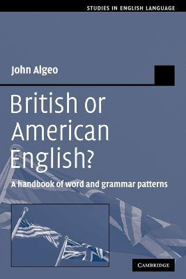 Studies In English Language British Or American English A