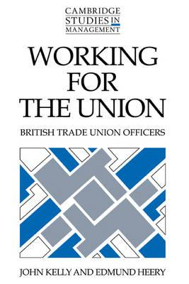 Working for the Union